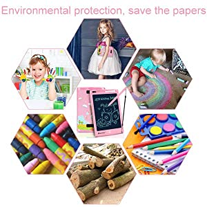 Save paper and zero ink