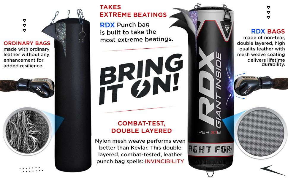 RDX 17PC Punching Bag