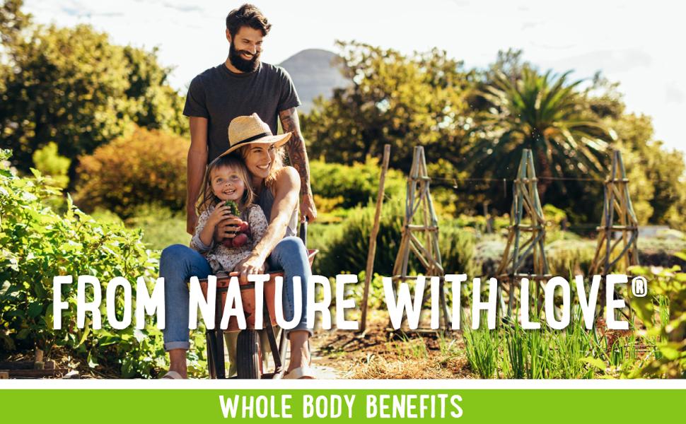 Whole Body Benefits