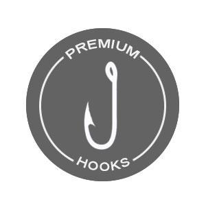 premium fly fishing hooks