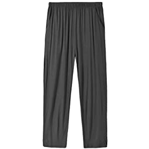 grey pyjama trosuers for men