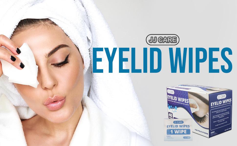 eyelid wipes