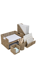 Desk Organizers and Accessories Set