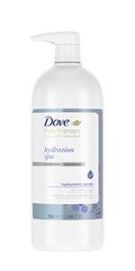Dove Hair Therapy Hydration Spa Conditioner, 33.8 fl oz