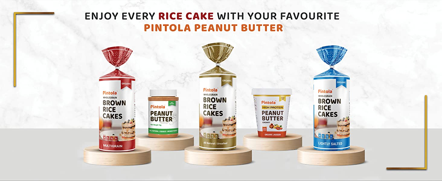 Whole Range of Pintola Products