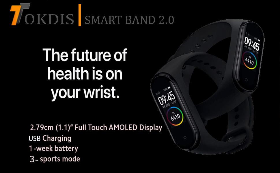 Smartband Activity Tracker
