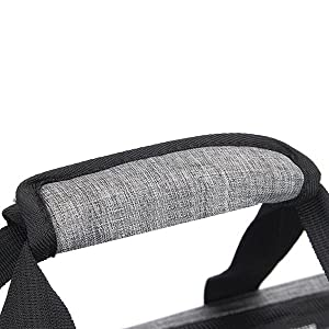 Padded Carry Handle