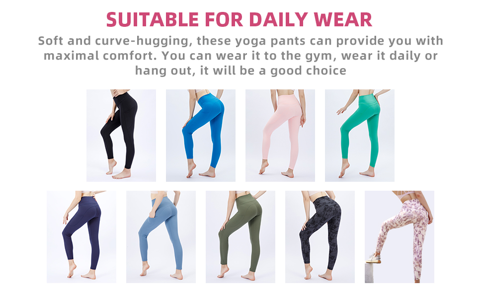 SUITABLE FOR DAILY WEAR