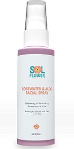 Solflower Facial Spray