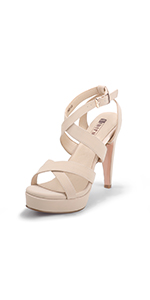 IDIFU Strappy Sandals