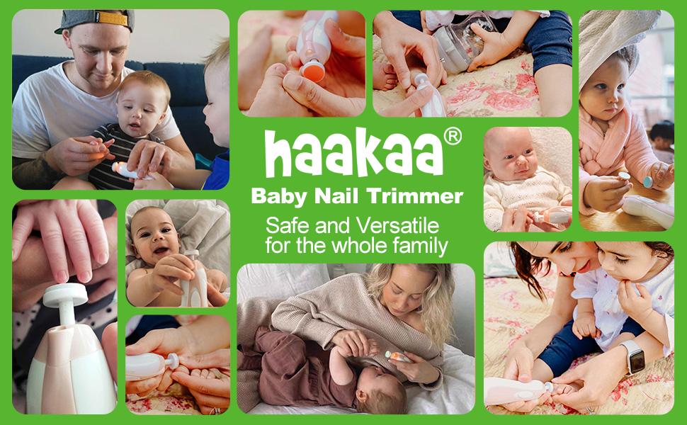 Haaka Baby Nail Trimmer Nail Clippers hakka