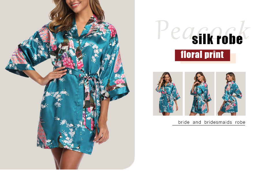 soft summer robe