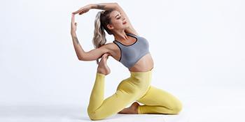 compression leggings women high waist
