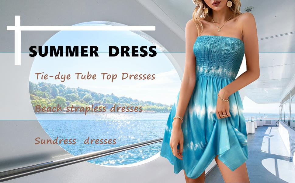 summer dresses beach