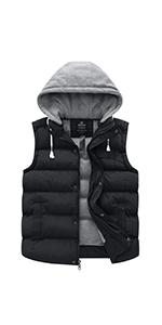 Men's Thicken Winter Vest