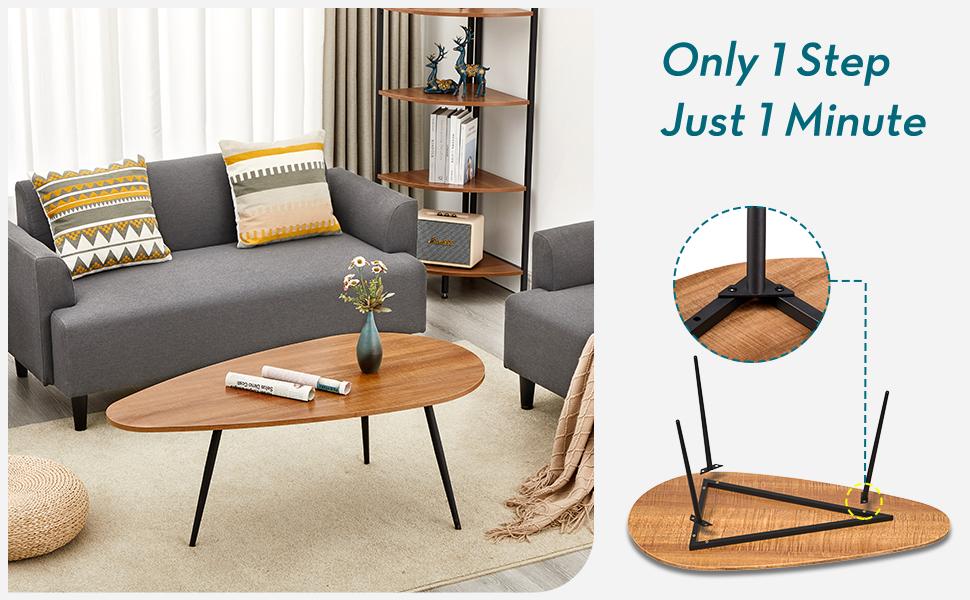 leisure living room table