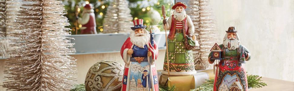 Jim Shore Heartwood Creek Christmas Around the World Header