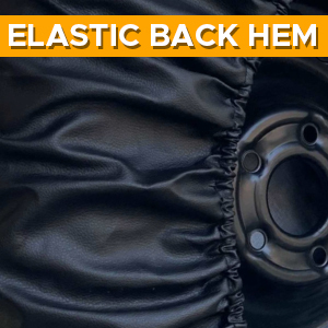 EcoNour Tire Protector with Elastic back hem