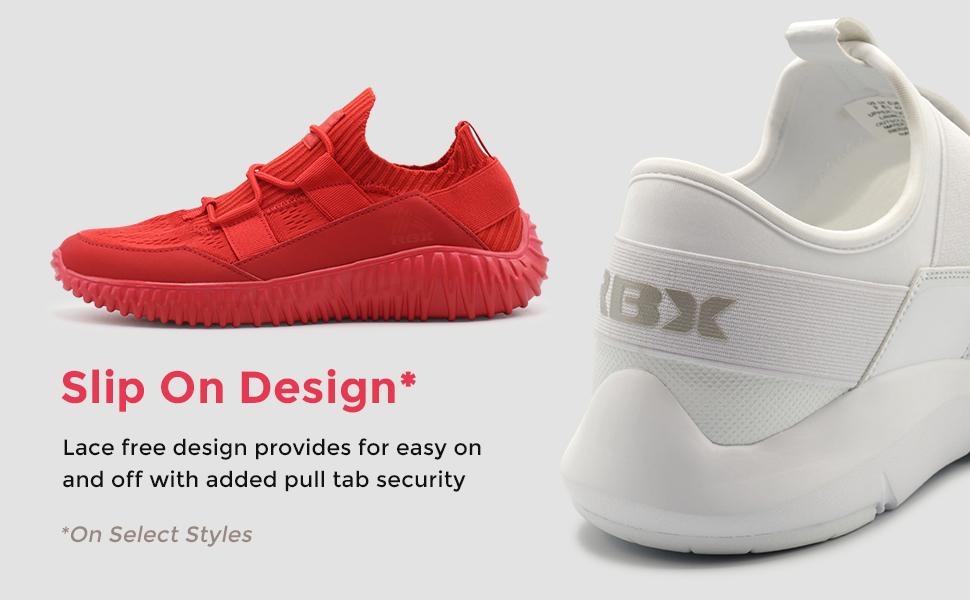 Slip On Design