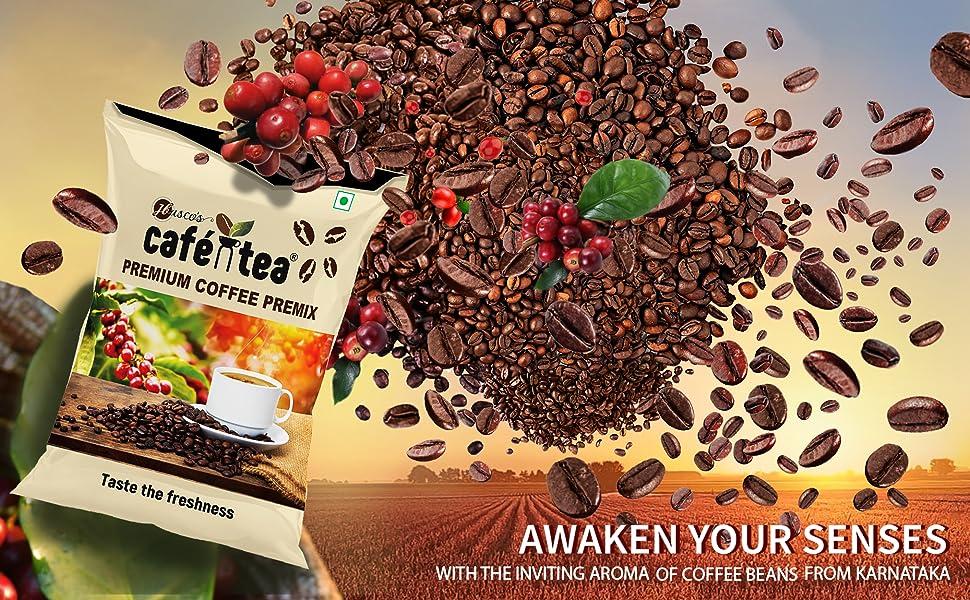 coffee powder instant premix 1 kg natural