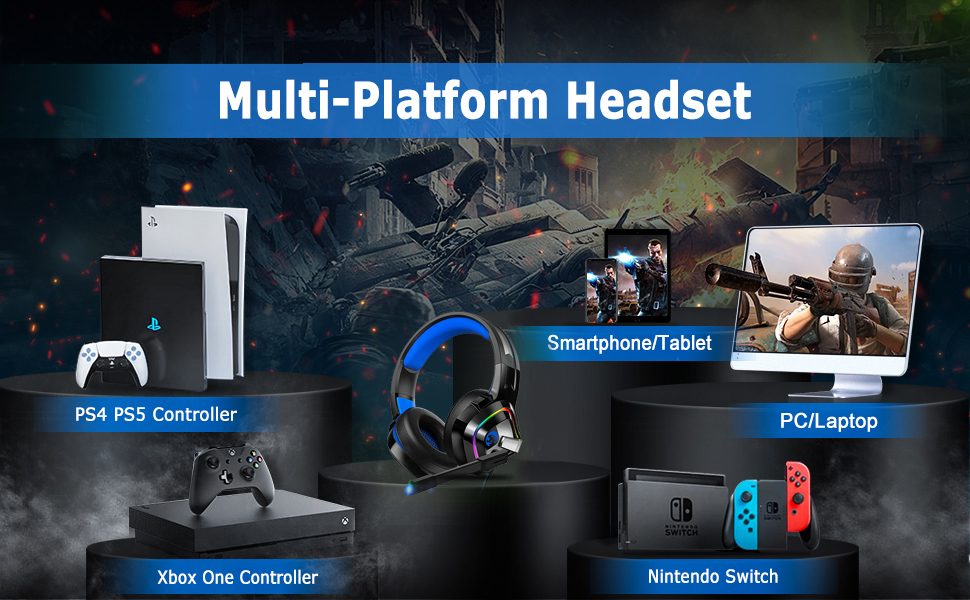 ps4 microphone headset