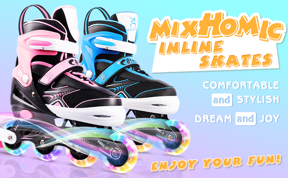 Mixhomic Inline Skates
