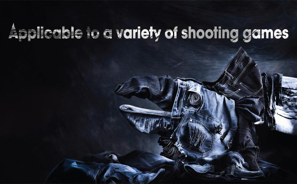 PS Games Gun