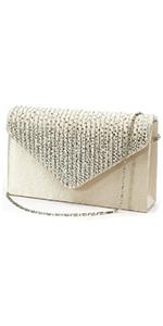 Purses Handbags Envelope Evening Clutch Bags Classic Wedding Party Shoulder Bag for Women