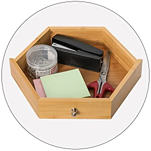 storage drawer box for more storage