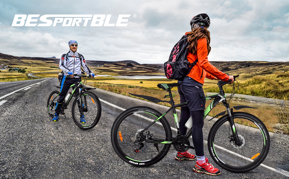 BESPORTBLE Mountain Bike,For All Types of Riding!