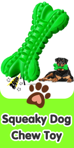Natural Rubber Chew Toys