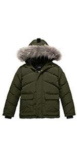 boy winter coat