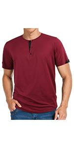 summer henley shirt