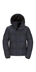Menamp;#39;s Thickened Coat