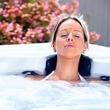 "67"" Whirlpool Bathtub Rectangular Waterfall Hydro Massage Water Air Jets Soaking Chromatherapy Tub"