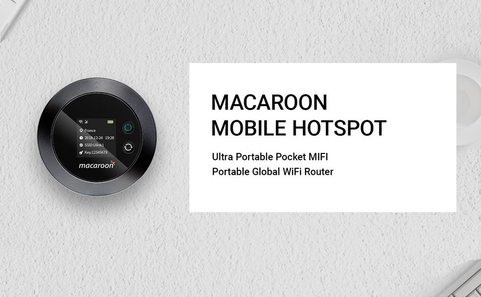 Mobile Wi-Fi Hotspot Device