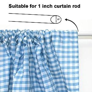 Pole curtain