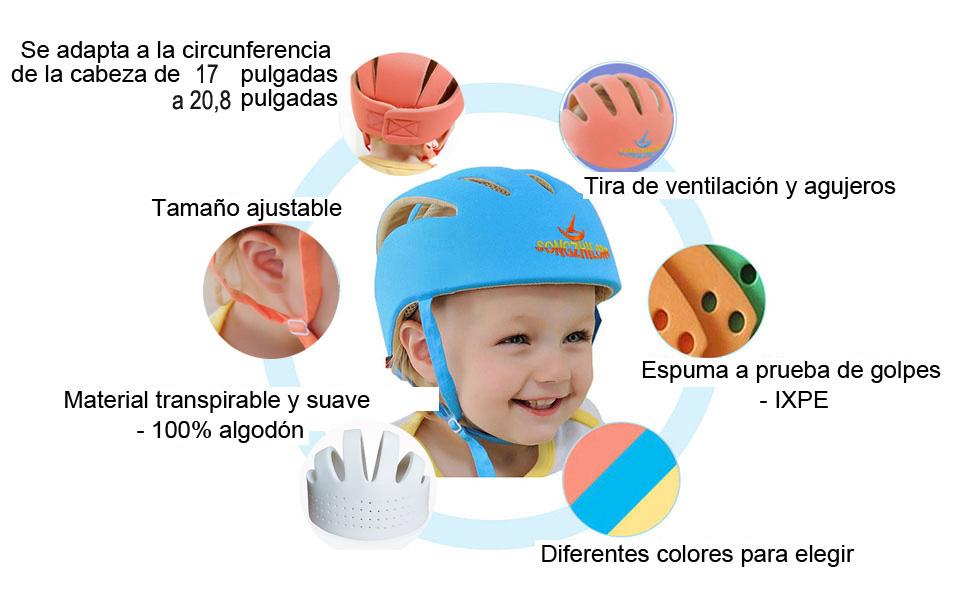 casco de protección hat