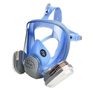 facepiece gas