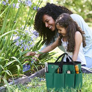 professional garden tote bag