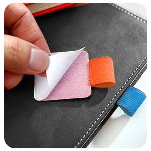 pen holder for notebook sticker