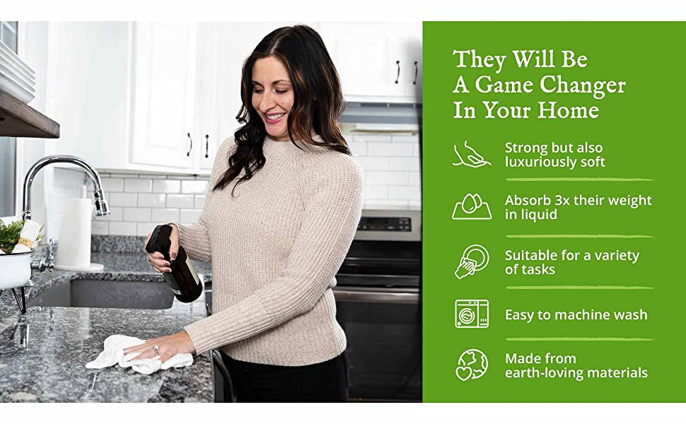 They will be a game changer in your home