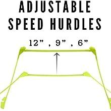 Hurdles that adjust.