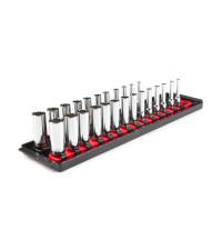 1/4 standard 12 point socket set