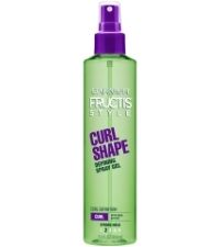 curl shape