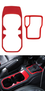 JL gear shift trim water cup holder cover