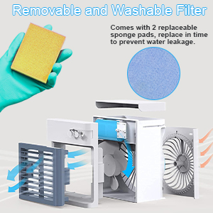 portable air conditioner for small room