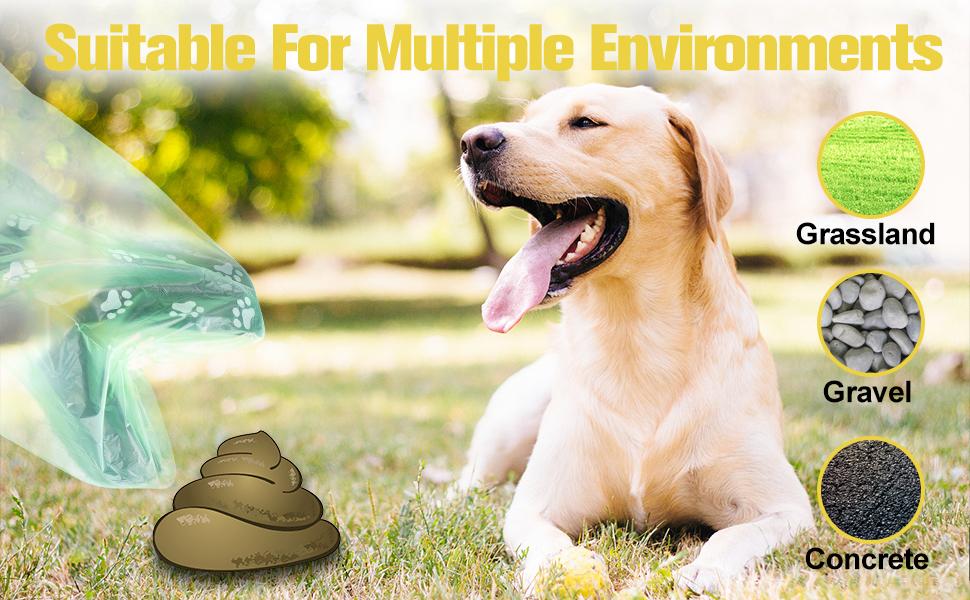 dog poop scooper for grass