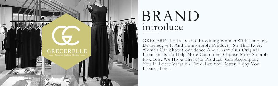 GRECERELLE: Women's Maxi Dress