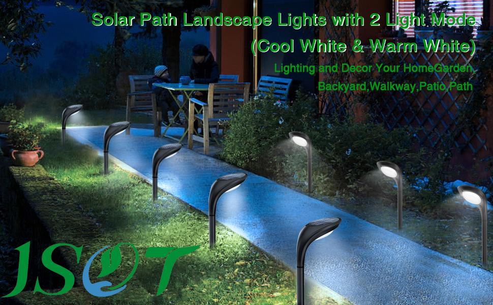 Solar Garden Lights Decor